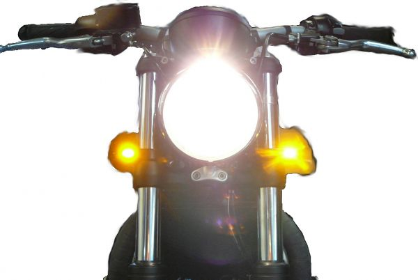 Led Blinker Bobber 1200 Gabel
