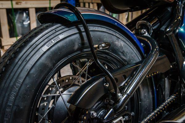 Fenderkit kurz für schmalen Reifen Bobber 1200