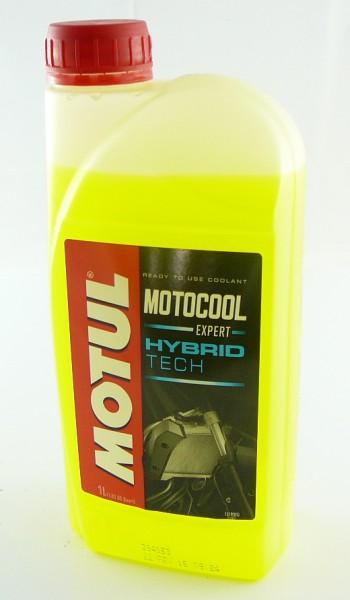 Motul Motocool Expert Kühlerfrostschutz -37°C 1L